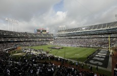 Oakland won't fund a new $400M stadium for the Raiders, because they still owe $80M from the old one