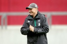 Schmidt: O'Connor's departure from Leinster was not my decision