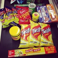 21 snacks we need you to send back from Australia