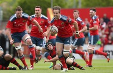 Australian import Smith looks to end Munster stint with Pro12 title