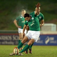 Leinster starlet Ross Byrne ruled out of Under 20 World Championship with a back injury