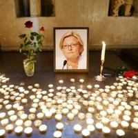 Man who fatally stabbed Swedish minister claims he faked mental illness
