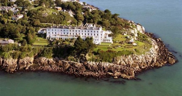 What else could I get for... the €12 million pricetag on one of the most expensive homes in the country