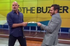 UFC legend demonstrates how to stop Conor McGregor from stealing your belt
