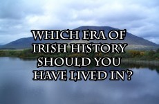 Which Era of Irish History Should You Have Lived In?
