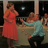 This photo of a man proposing to his partner has managed to annoy EVERYONE