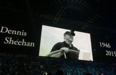 'An irreplaceable legend' - friends pay tribute to U2 tour manager Dennis Sheehan