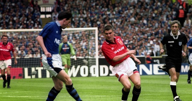 Where are they now? The Man United team that SOMEHOW lost the 1995 FA Cup final