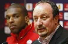 Babel on Rafa's Madrid move: 'He'll make Ronaldo a great defender'