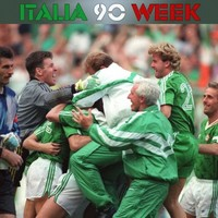 How well do you remember the lyrics to the Italia 90 classic hit 'The Game'?