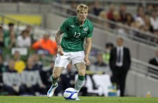 Andy Keogh and Glenn Whelan give their thoughts ahead of Slovakia clash