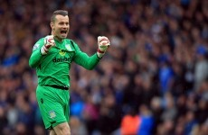 There was some great news for Shay Given's chances of starring in the FA Cup final today