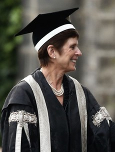 Irish professor to become the first woman to run Oxford University in 785 years
