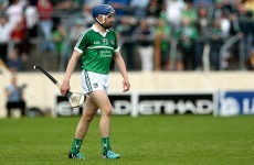 'I did not strike the player' - Limerick hurler Seanie Tobin hits out after failed red card appeal