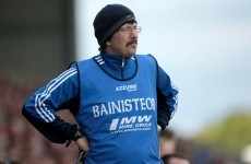 'There's always a chance' - Interim boss says Cheddar could return to Laois hurling job