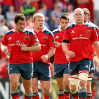 'It's the first time in professional rugby I found it and I found it in Munster'