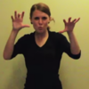 Woman's sign language version of Eminem's Lose Yourself is incredible