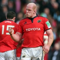 Pro12 trophy would be typical farewell from Munster legend O'Connell
