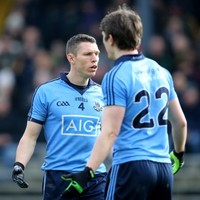 Gavin makes 4 changes to Dubs side for Longford