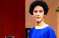 Actor who played Screech convicted in connection to Christmas Day stabbing