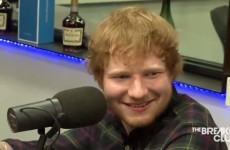 Ed Sheeran got awfully candid and explicit about his sex life in an interview
