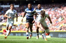 Bath and Stringer lose out to Saracens in Premiership final