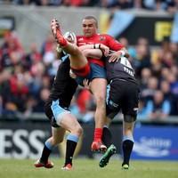 O'Connell's Munster fall to Nakarawa-inspired Glasgow in Pro12 final