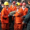 China: 19 miners rescued after week, 3 more missing