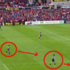 Analysis: Munster torn apart by Townsend's free-running Warriors