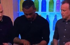 This Eastenders actor had no idea what lemon zest was and mortified himself on live TV