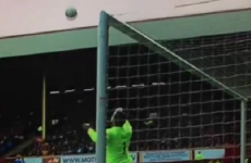 A goalkeeping howler and fan smacking a player in Rangers' promotion playoff