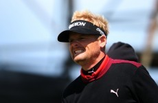 Soren Kjeldsen survives a playoff and extreme conditions to win the Irish Open