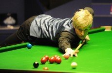 Robertson knocked out of Shanghai Masters