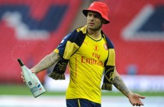 Wilshere warned about his future conduct (again) after apologising for Spurs taunts