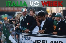 The42's virtually impossible Ireland at Italia 90 quiz
