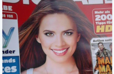 This Marvel actress wasn't happy that a magazine Photoshopped her so badly