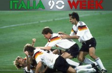 11 iconic images that bring back memories of the Italia 90 good times