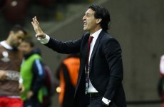 West Ham are attempting to hijack Unai Emery's move to Napoli