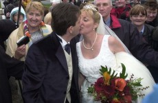 A fan asked Daniel O'Donnell for his wedding night sheets... It's The Dredge