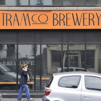 You may have spotted Dublin's newest priest pulling pints at Tramco