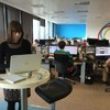 Experts say desk workers should stand four hours a day - we tested it out
