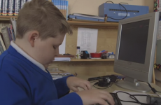 Meet the visually impaired kid in rural Ireland using futuristic technology to go on the internet