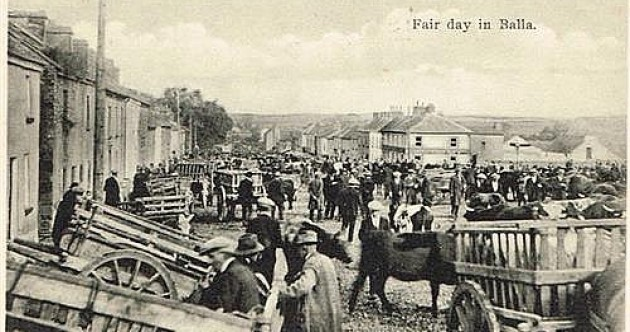 Nostalgic postcards take us back in time to an Ireland of old