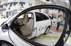 Google's self-driving cars have been in 12 accidents, but none were their fault*