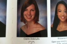 14 of this year's sassiest yearbook quotes