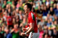 Mayo's Cillian O'Connor to feature against Galway after successful treatment in London
