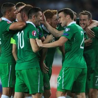 Ireland climb two places in the latest Fifa World Rankings