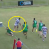 The 'Tongan Thor' is making a big impact on Australian club rugby