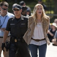 Actress among group arrested during anti-pipeline White House protest