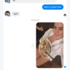 Some guy told this woman she should lose weight and her response was perfect